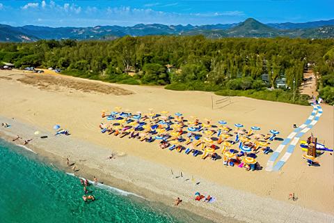 Campeggio L`ultima Spiaggia