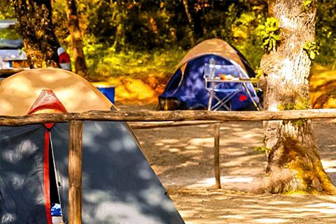 Campeggio La Montagnola