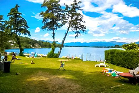 Campeggio Lago di Monate
