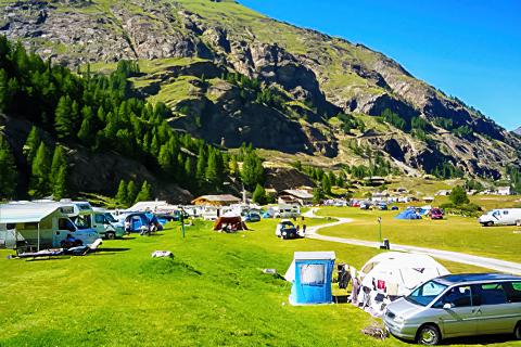 Camping Pont-Breuil