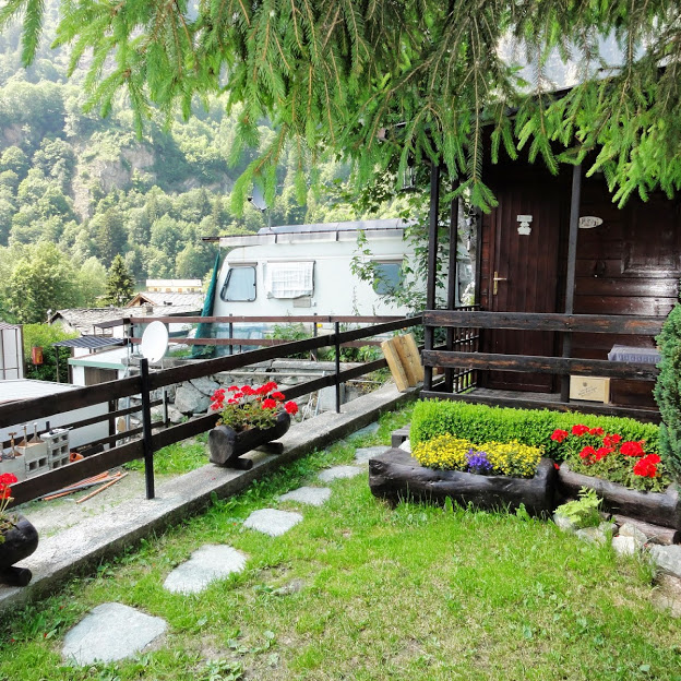 Camping Villaggio Turistico Glair