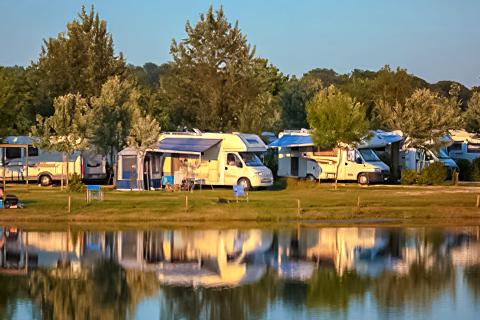 Farm Camping Lago Le Tamerici