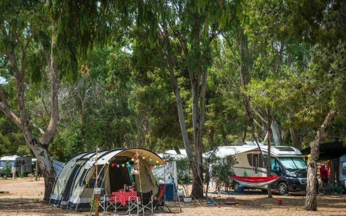 Camping Tiliguerta