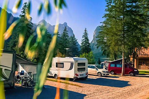 Camping Toblacher See