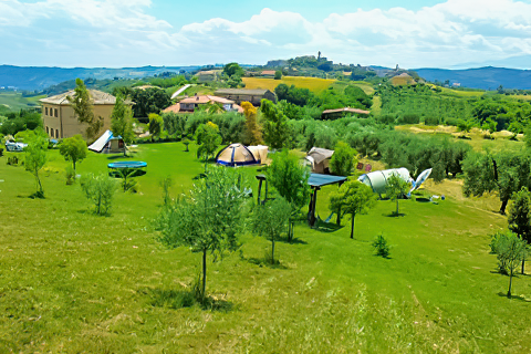 Camping Villa Bussola