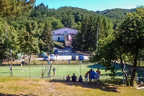 Camping Vallescura