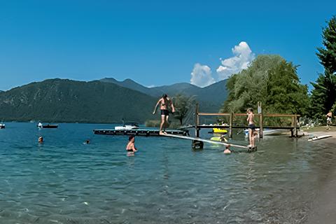 Camping Verde Lago