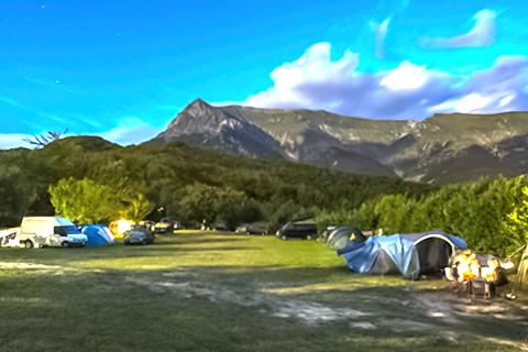 Camping Vettore