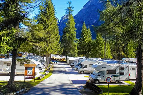 International Camping Olympia