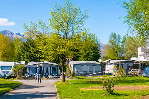 Parkcamping Maccagno