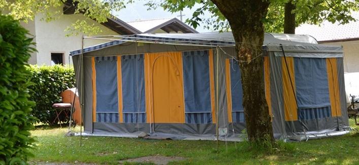 Pian d`Oneda Camping - Bungalow