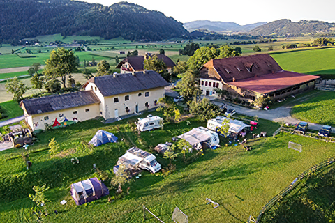 Bauernhofcamping Prefelnig