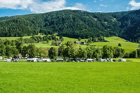 Camping Hobitsch - Camperpark Nockberge