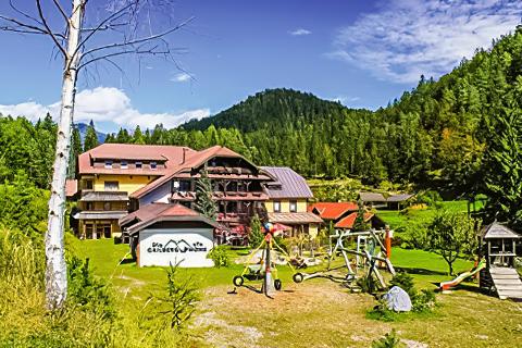 Caravan- und Reisemobilstellplatz Gailberghöhe