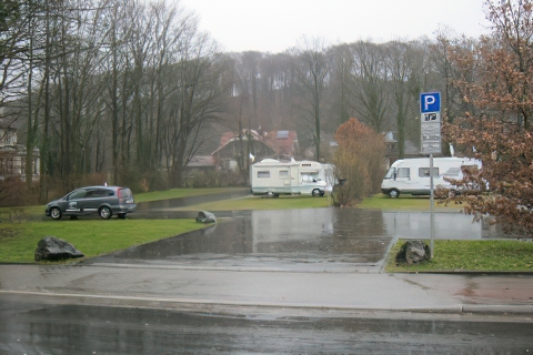 Parking - Stellplatz am Sauerlandpark - Hemer