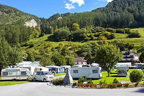 Camping Dreiländereck Tirol & Apartments