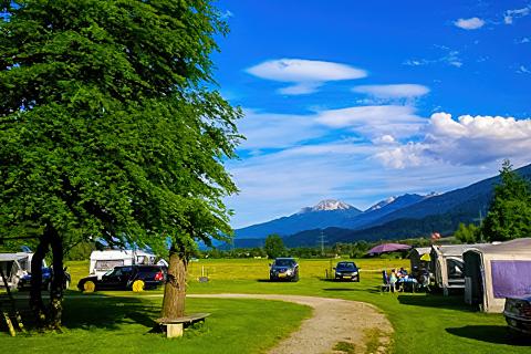 Camping Tiefental - Roppnerhof