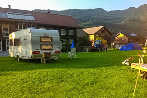 Campingplatz Bezau