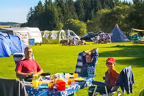 Erster Waldviertler Kinderbauernhof Camping