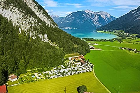 Karwendel-Camping und Achenseer Hüttendörfl