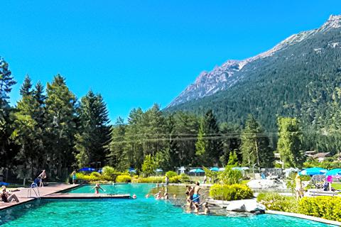 Lechtal Camping Vorderhornbach