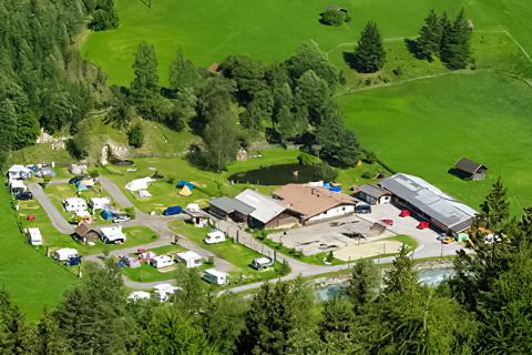 Mountain Camp Pitztal