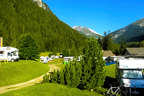 Nationalpark-Camping Grossglockner