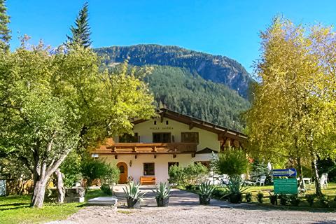 Romantik Camping Schloss Fernsteinsee