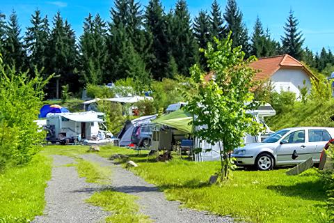 Seecamping Ottenstein am Stausee Ottenstein
