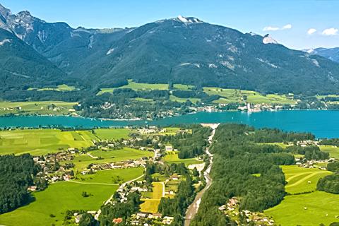 Seecamping Wolfgangblick
