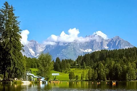 Wellness- und Sportcamp Schwarzsee