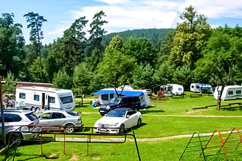 Camping Levoča