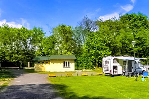 Camping park Karpaty