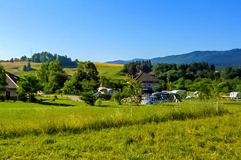 Camping Sedliacky Dvor / Het Boerenhof