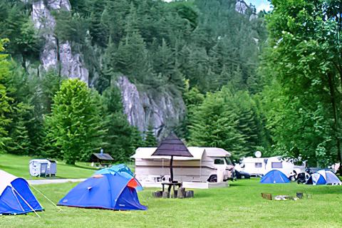 Camping Slnečné skaly