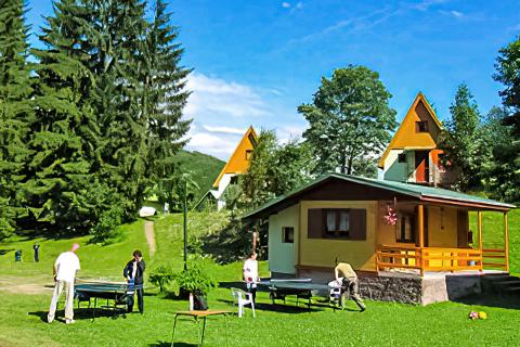 Camping Tajov