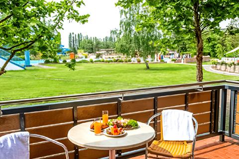 Kemping Thermalpark Dunajská Streda **