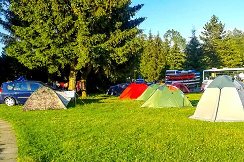 Camp Tília Gäceľ *