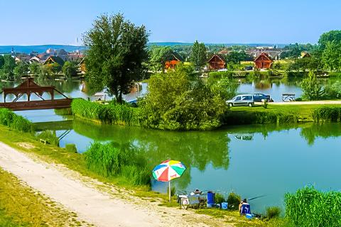 Sárberki Horgásztó és Camping