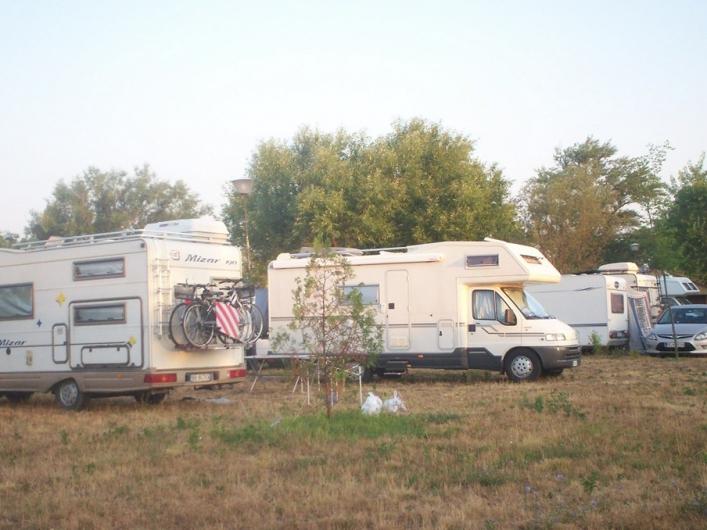 Tópart Camping