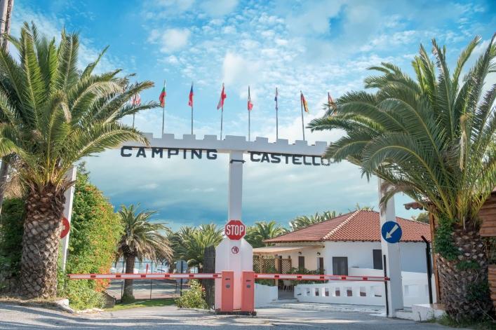 Campsite Castello