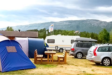 Alta Strand Camping & Apartment