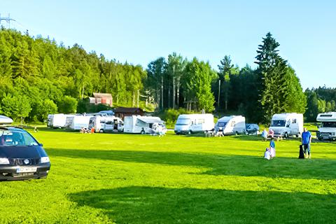 Bjonndalen Camp