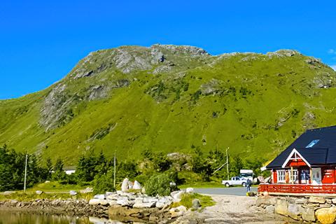 Brustranda Sjøcamping