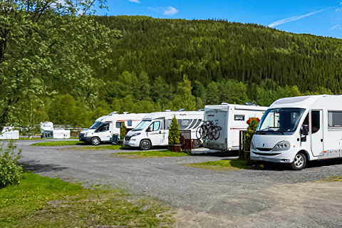 Mosjøen Camping As
