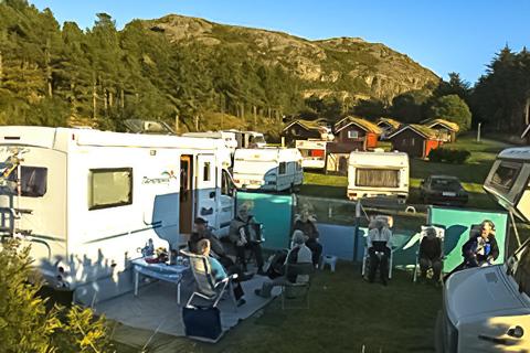 Vennesund Brygge Og Camping