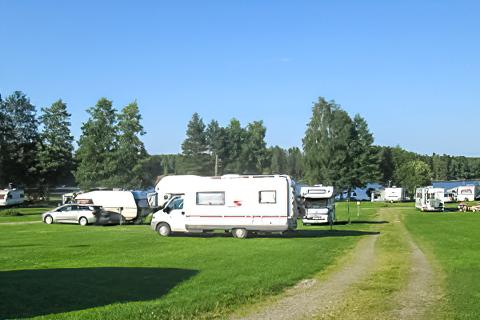 Taikayö Camping