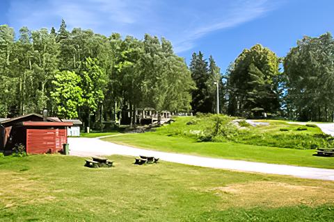 Vuohensaaren leirintäalue