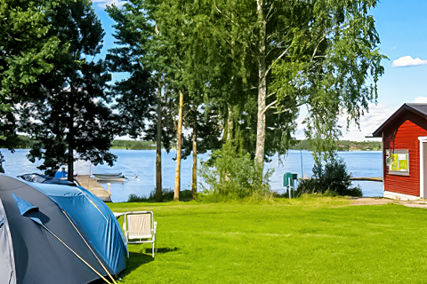 Dalahästens Camping och Stugby