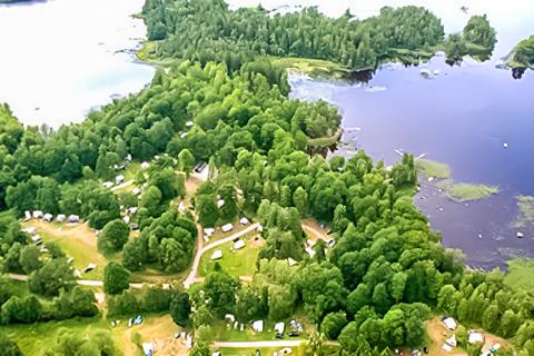 Getnö Gård Naturcamping